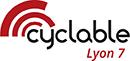 Cyclable Lyon 7e
